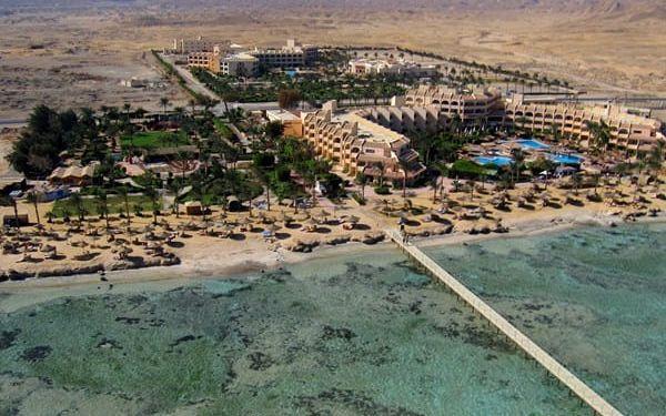 Hotel FLAMENCO BEACH AND RESORT, Marsa Alam (oblast), Egypt, letecky, all inclusive (12.5.2019 - 19.5.2019)2