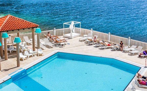 Hotel SENSIMAR MAKARSKA, Makarská riviéra, Chorvatsko, vlastní doprava, all inclusive (18.5.2019 - 25.5.2019)4