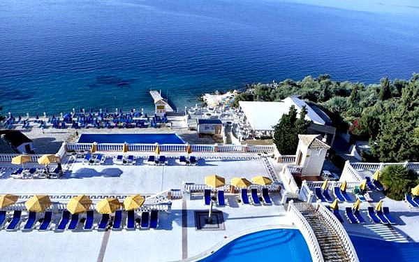 Hotel SUNSHINE CORFU HOTEL AND SPA, Korfu, letecky, all inclusive5