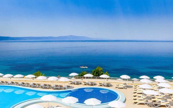 Hotel SENSIMAR ADRIATIC BEACH, Makarská riviéra, Chorvatsko, vlastní doprava, all inclusive (18.5.2019 - 25.5.2019)2