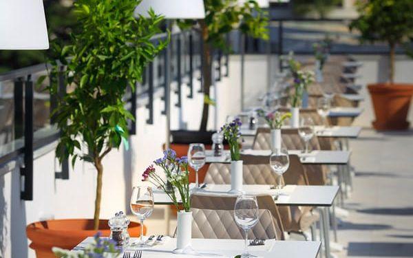 Hotel SENSIMAR ADRIATIC BEACH, Makarská riviéra, Chorvatsko, vlastní doprava, all inclusive (18.5.2019 - 25.5.2019)3