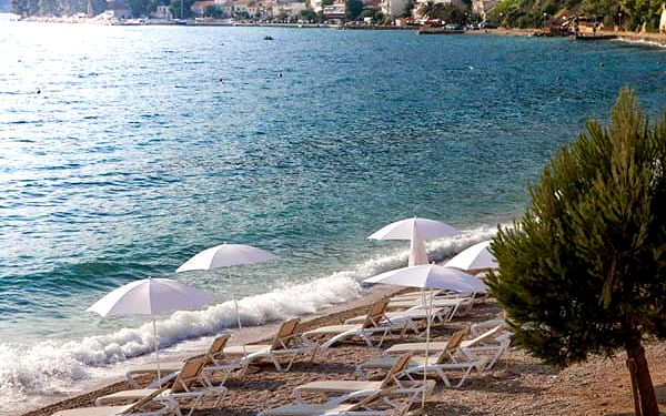Hotel SENSIMAR ADRIATIC BEACH, Makarská riviéra, Chorvatsko, vlastní doprava, all inclusive (18.5.2019 - 25.5.2019)5