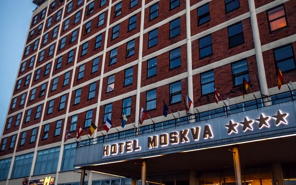 Masáže Ivana - Hotel Moskva Zlín