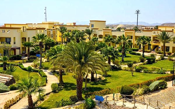 Hotel BLUE REEF RESORT, Marsa Alam (oblast), Egypt, letecky, all inclusive (9.5.2019 - 16.5.2019)5