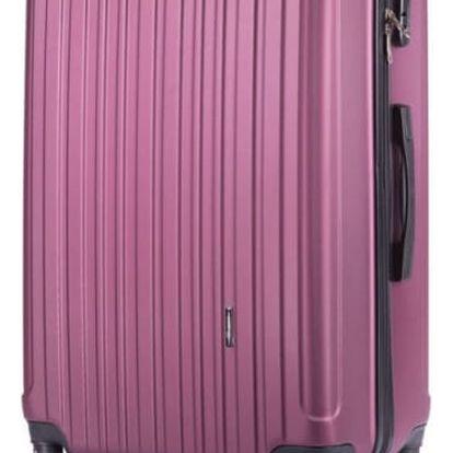 Cestovní kufr pro pohodlné cestování