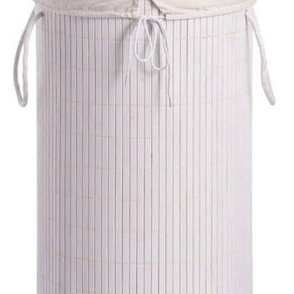 Kulatý koš na prádlo, oděvy, kontejner, ZELLER