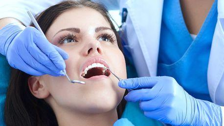 Dentální hygiena a bělení zubů