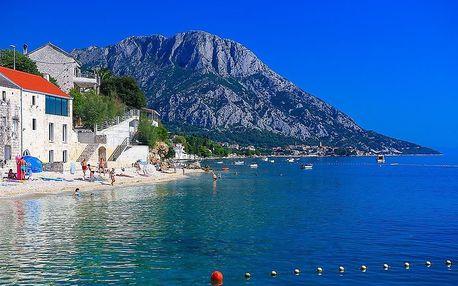 Chorvatsko - Central Dalmatia na 8 až 10 dní, polopenze s dopravou autobusem nebo vlastní