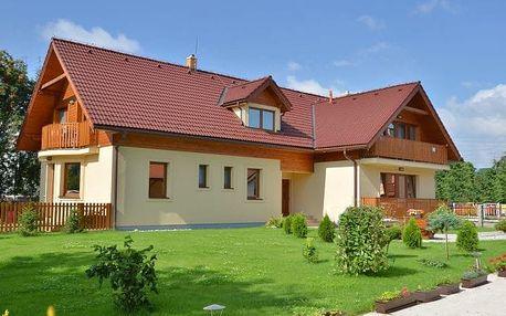 Slovensko - Low Tatras na 8 dní, bez stravy s dopravou vlastní