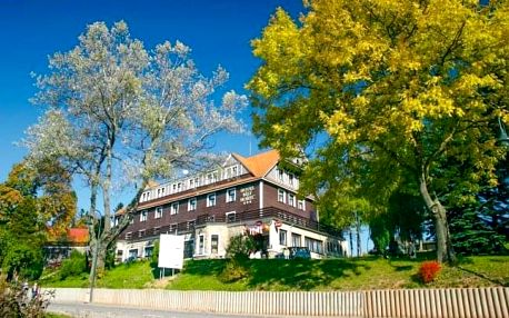 Jaro a léto v Krkonoších s wellness