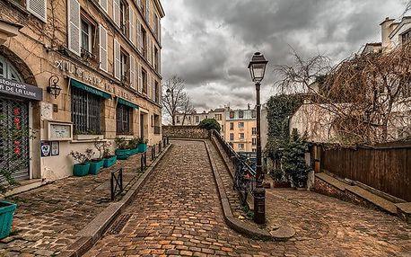 3denní víkendový adventní zájezd pro 1 do Paříže s návštěvou termálních lázní v Ambergu