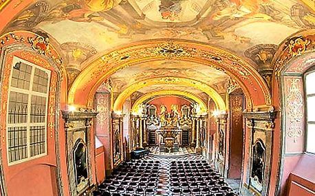 Vstupenka na listopadové koncerty v Zrcadlové kapli Klementina: Vivaldi Four Seasons.