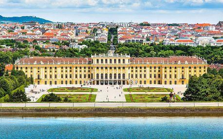 Hotel blízko Schönbrunnu s dítětem do 12 let zdarma