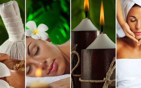 50% sleva na masáž v Thajské masáže Flora