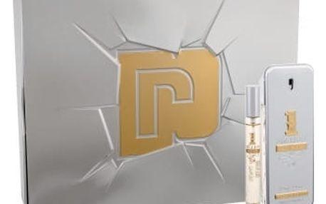 Paco Rabanne 1 Million Lucky dárková kazeta pro muže toaletní voda 100 ml + toaletní voda 10 ml