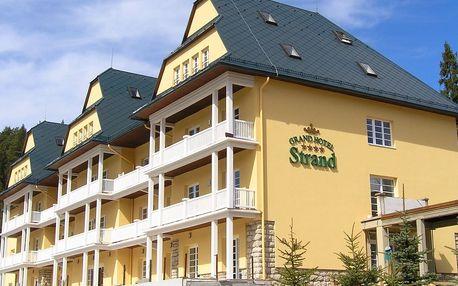 Grand Hotel Strand **** s wellness i pitnou kúrou v roce 2019