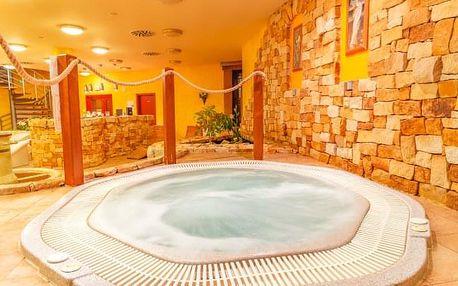 Krkonoše v Hotelu SPA Bílý Hořec *** s polopenzí a neomezeným wellness