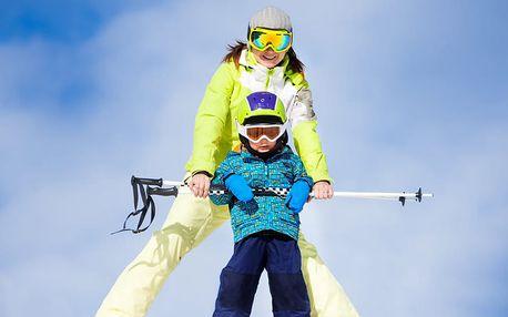Zimní Krkonoše - wellness, polopenze i lyžovačka