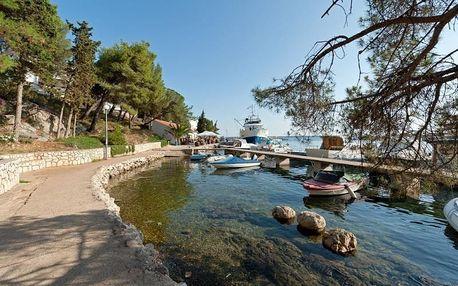 Chorvatsko - Ostrov Pag na 8 dní, bez stravy s dopravou vlastní 150 m od pláže