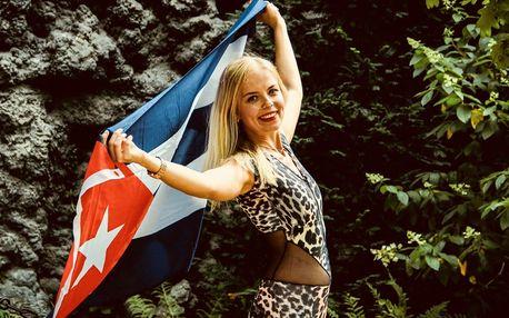 Kurz kubánských salsa figur pro ženy začátečnice