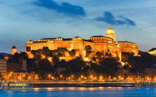 Adventní Budapešť, Budapešť a okolí, autobusem, bez stravy2