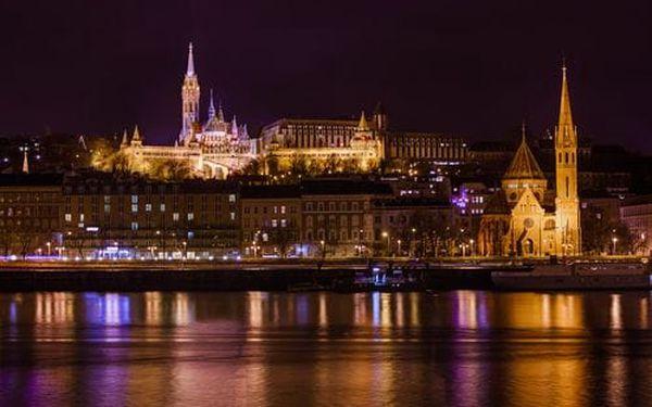 Adventní Budapešť, Budapešť a okolí, autobusem, bez stravy3