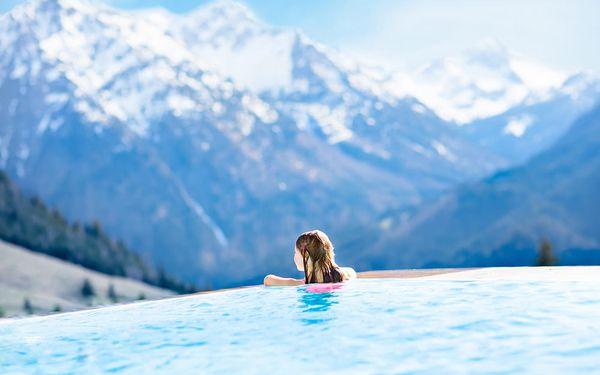 Wellness v Alpách