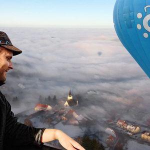 Let balónem: Darujte rozhled