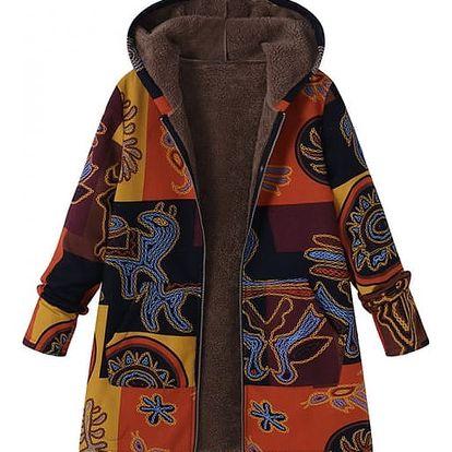 Kabátová mikina Karissa - 3 varianty