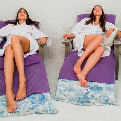 Zdraví prospěšná relaxace v solné jeskyni