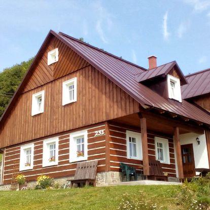 Jaro v Krkonoších pro 2 + 2 děti do 10 let zdarma