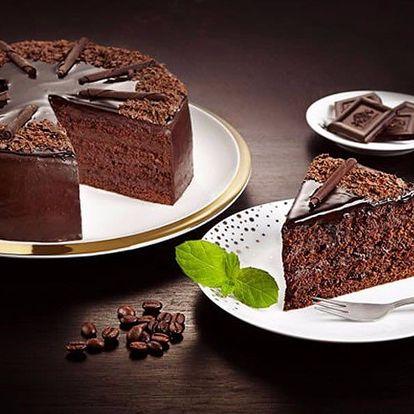 Slast z čokolády: luxusní dort ze Snack & Rolls