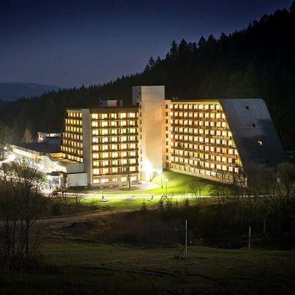 Slovensko - Ľubovnianske Kúpele na 8 dní, polopenze s dopravou vlastní