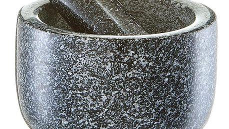 Kuchyňský Hmoždíř GRANIT s paličkou, ZELLER