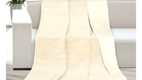 Bellatex Deka Kira béžová/světle béžová, 150 x 200 cm