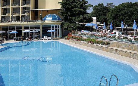 Bulharsko - Zlaté Písky na 8 až 11 dní, polopenze s dopravou letecky z Prahy 200 m od pláže
