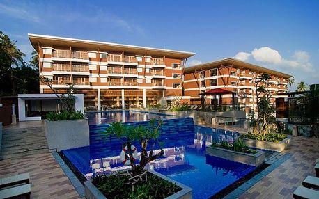 Thajsko - Phuket na 10 dní, snídaně s dopravou letecky z Prahy nebo Vídně 400 m od pláže