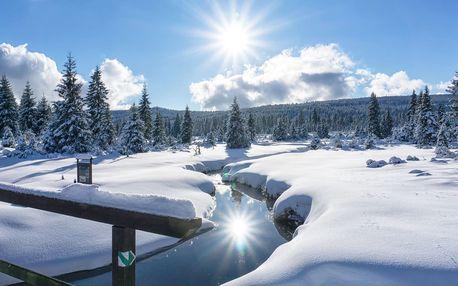 Jizerské hory: 3 dny se snídaní a wellness