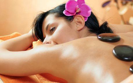 Exotické masáže: lávové kameny i indická masáž hlavy