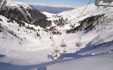 Itálie - Val di Fiemme/Obereggen na 3 dny, bez stravy s dopravou autobusem