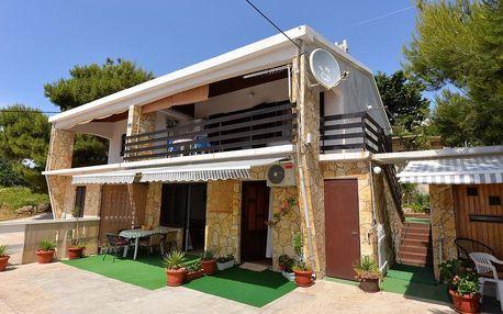 Chorvatsko - Pag (island) na 8 dní, bez stravy s dopravou vlastní 200 m od pláže