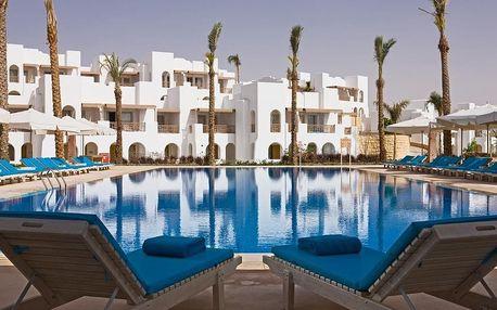 Egypt - Sharm El Sheikh na 8 až 11 dní, all inclusive s dopravou letecky z Prahy 300 m od pláže
