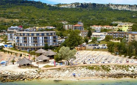 Bulharsko - Varna na 8 až 15 dní, all inclusive s dopravou letecky z Prahy přímo na pláži