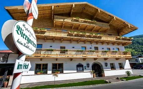 Rakousko - Kitzbühel / Mittersill na 6 až 8 dní, polopenze s dopravou vlastní