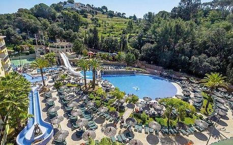 Španělsko - Costa Brava na 4 až 8 dní, polopenze s dopravou letecky z Bratislavy 200 m od pláže