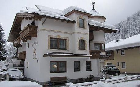 Rakousko - Tyrolsko na 4 dny, snídaně s dopravou vlastní