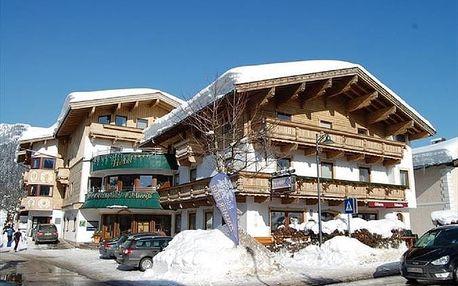 Rakousko - Tyrol na 5 až 7 dní, polopenze s dopravou vlastní