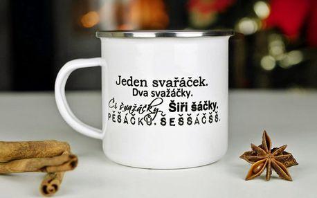 Vánoční plecháčky na svařák i kakao