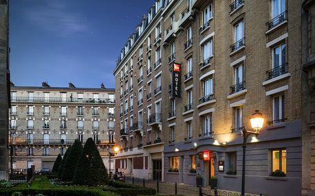 Paříž na 3-4 dny pro dva vč. snídaní, dítě do 10 let zdarma