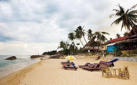 Thajsko - Koh Samui na 10 dní, snídaně s dopravou letecky z Prahy přímo na pláži